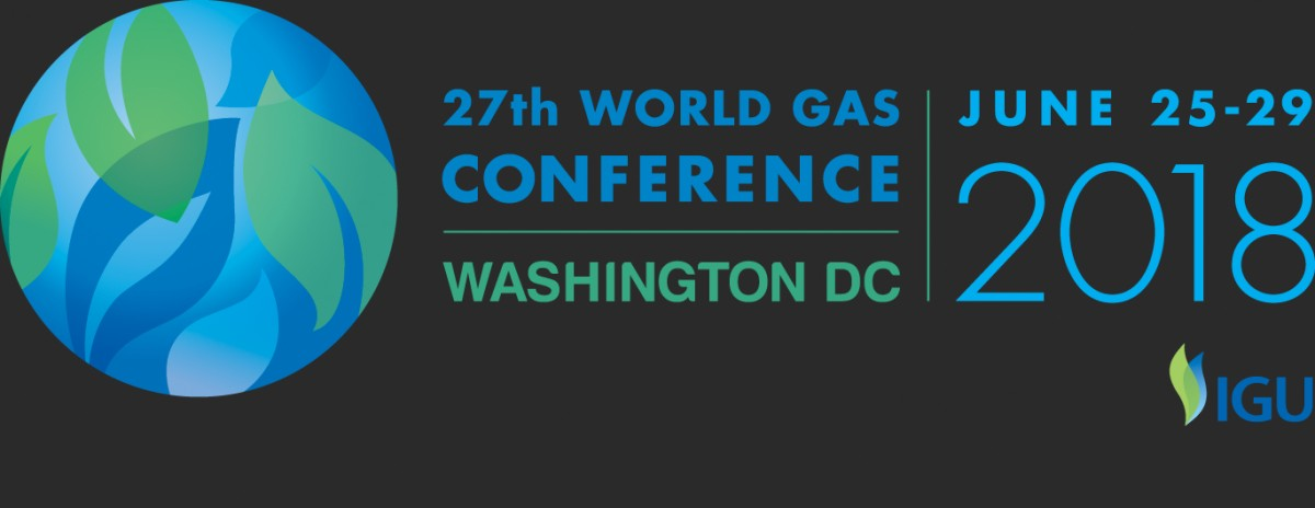 World Gas Conference 2018 - Washington DC
