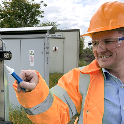 Volt Stick LV50 approved by Network Rail
