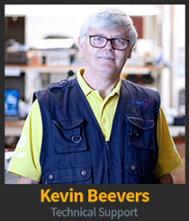 Kevin Beevers,Technical Support